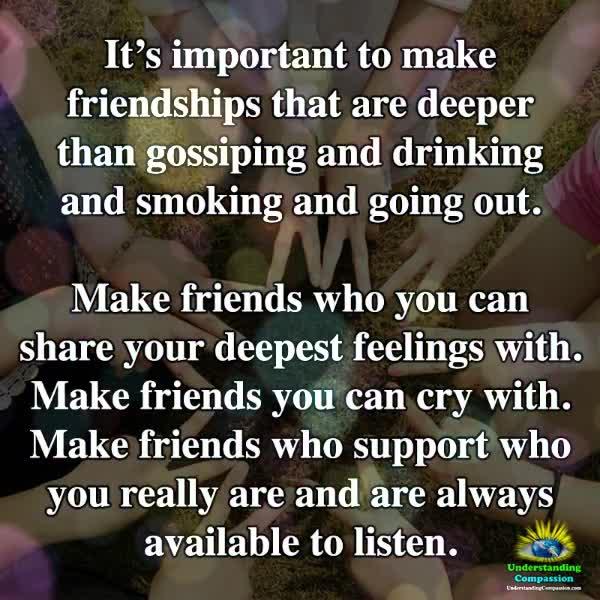 It's Important ❤️
