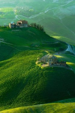 Tuscany, Italy… So beautiful! :o