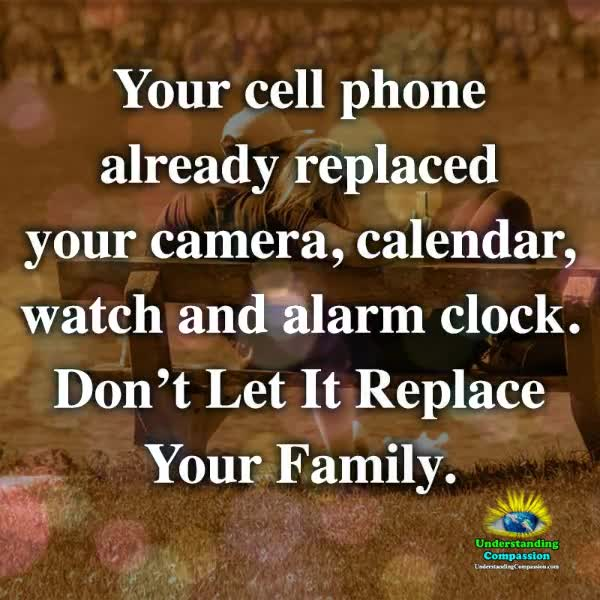 Your Cell Phone ❤️