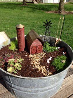 Cute Mini Garden