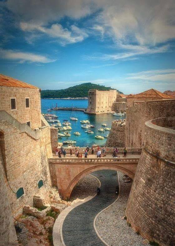 Dubrovnik, Croatia   One word for this pic? :)