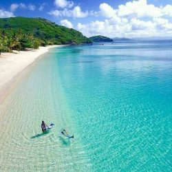 Fiji island   One word for this photo? :)