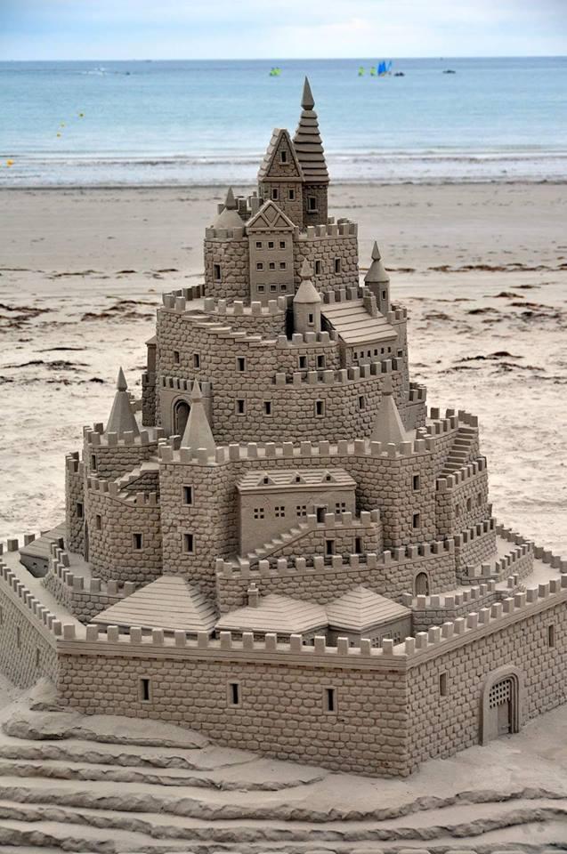 Incredibly Amazing Sand Art!