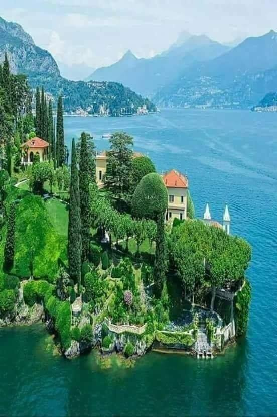 Lake Como, Italy.. :o  One word for this photo? :)
