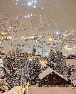 Switzerland is magical
