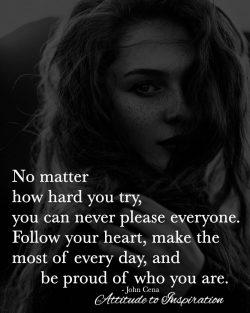 <3 No matter what …