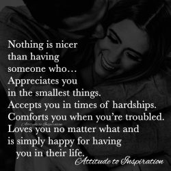 <3 Nothing is nicer than having someone who …