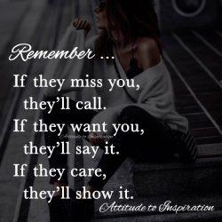 <3 Remember …