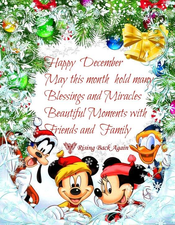 Happy December <3
