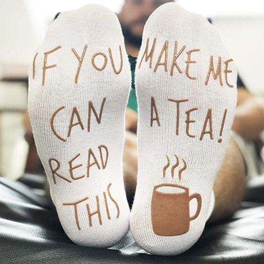 LOL! :DCustom Tea Socks Find it HERE –>