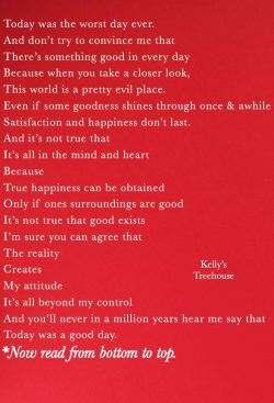 Read to the end, you'll love this. <3